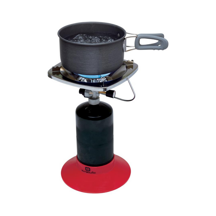 Outbound Single Burner Portable Camping Stove