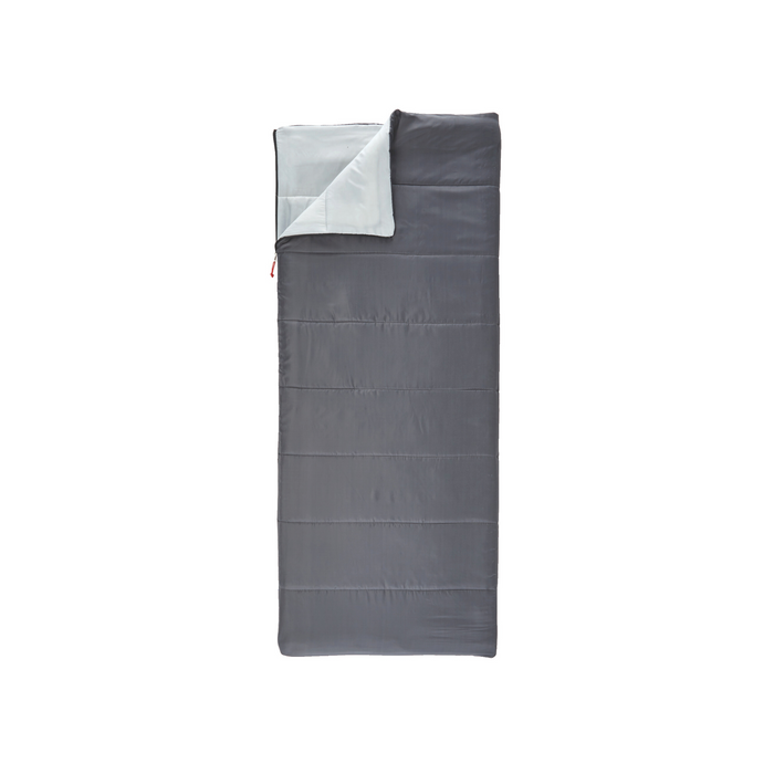 Outbound Compact Ultra Lightweight Camping Sleeping Bag: 43 Degree - Gray