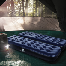 Load image into Gallery viewer, Outbound Twin 2-Pack Single Size Camping Air Mattresses Lightweight & Portable