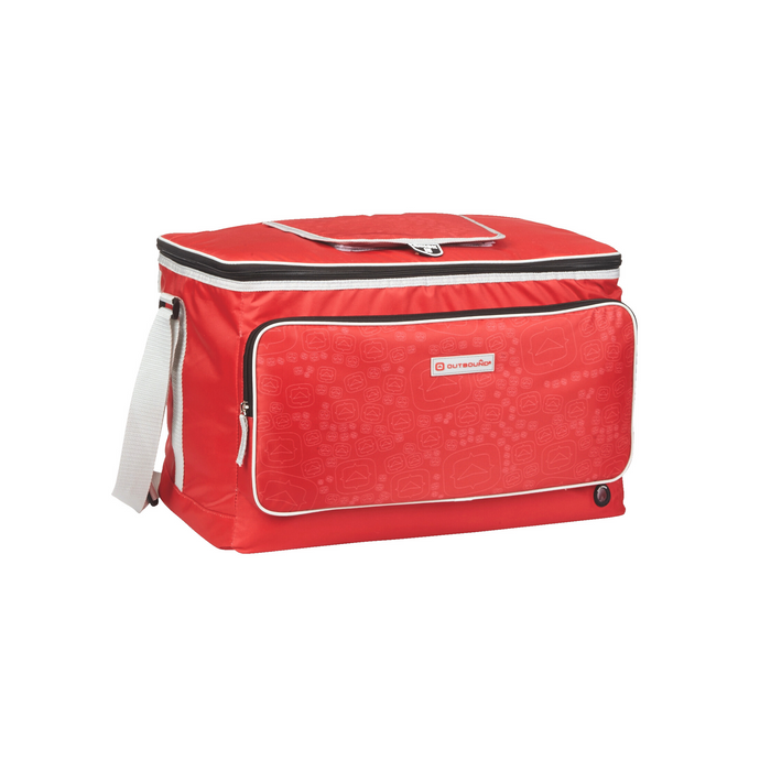 Outbound Picnic and Camping Insulated Large Collapsible Soft Cooler - 48 Can Capacity
