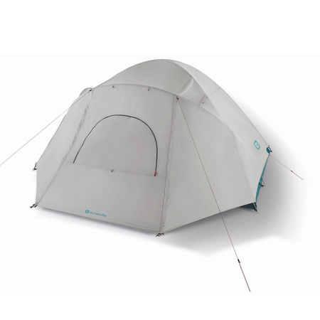 key features Outbound Cache 8-Person 3-Season Black-Out Dome Tent with Carry Bag and Rainfly