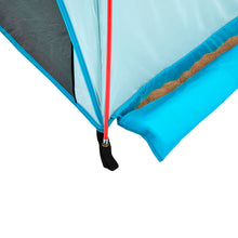 Load image into Gallery viewer, Outbound Oasis 2-Person Beach Tent & Sun Shade Shelter with Carrying Case - Blue