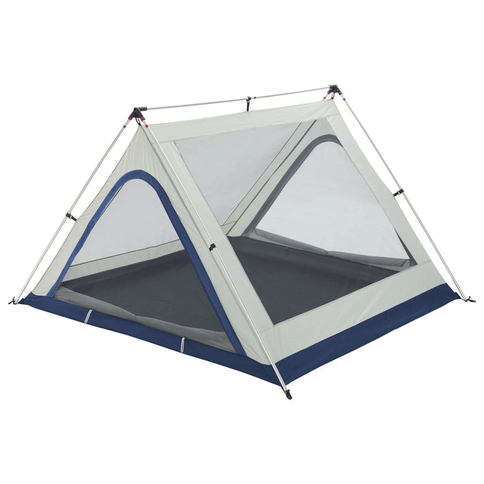 Woods A-Frame 3-Person 3-Season Tent - Blue