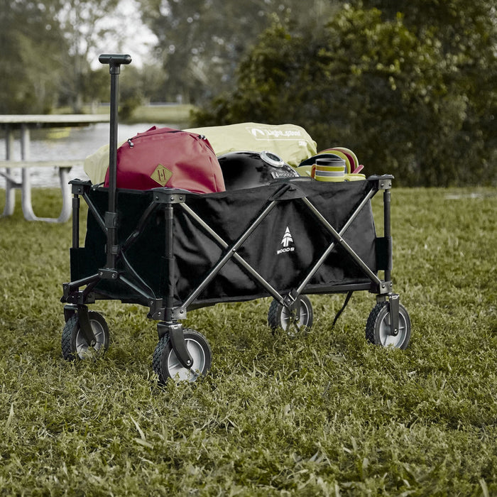 Woods Outdoor Collapsible Utility Standard Wagon