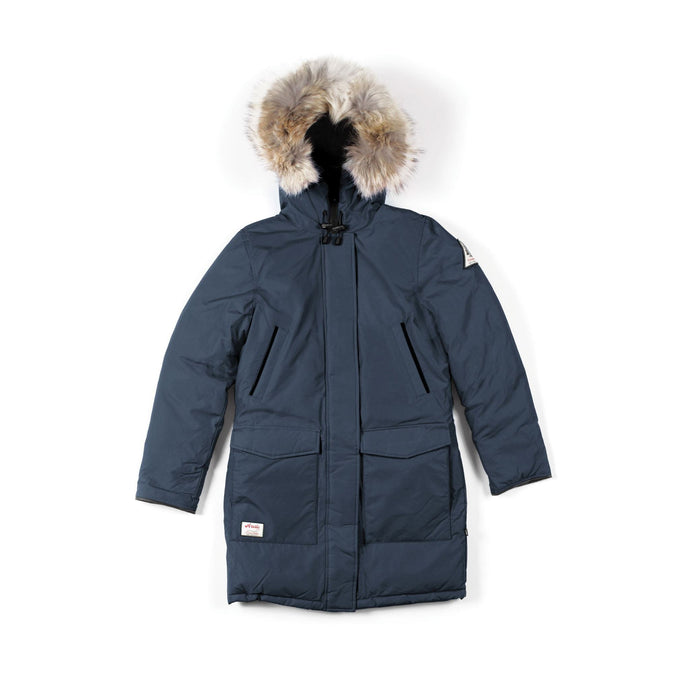 Woods Arctic Parka Womens - Navy