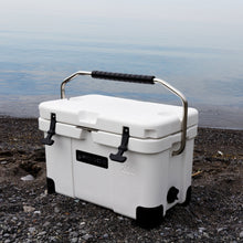 Load image into Gallery viewer, Woods Arctic White Cooler 20 Quart Roto-Molded