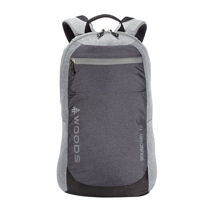 Woods Boundary 18L Backpack - Grey