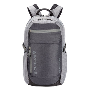 Woods Boundary 26L Backpack - Grey