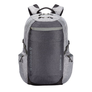Woods Boundary 34L Backpack - Grey
