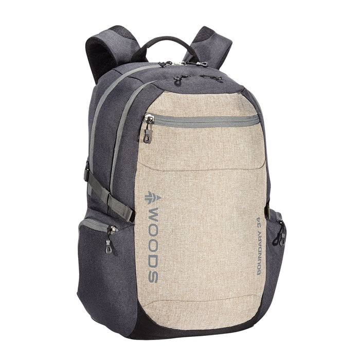 Woods Boundary 34L Backpack - Tan