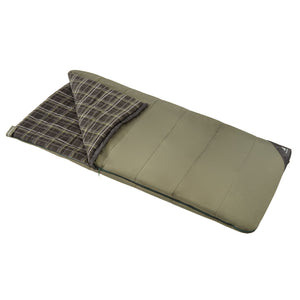 Woods Canmore Xl Camping Sleeping Bag 14 Degree Cold Weather