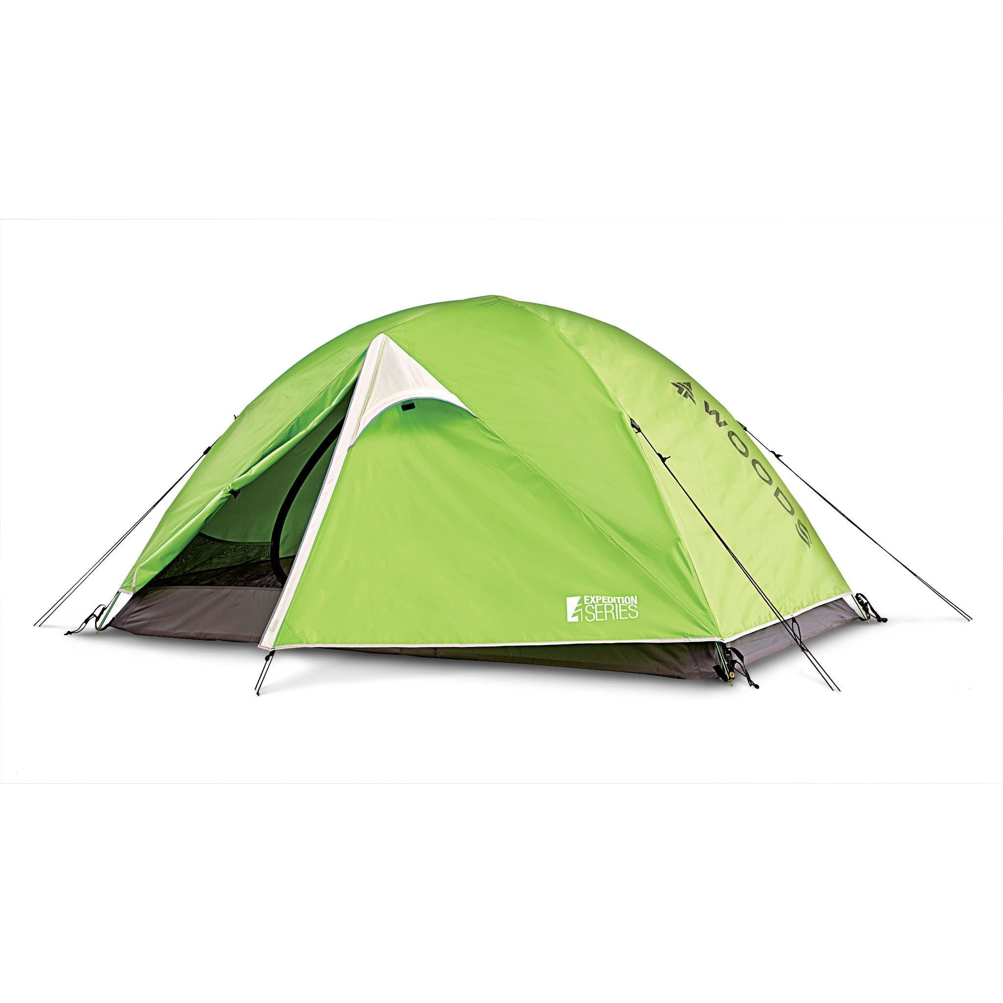Woods Cascade Lightweight 2 Person 3 Season Tent Woods