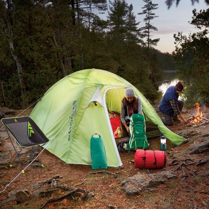 Woods Cascade Lightweight 4-Person 3-Season Tent