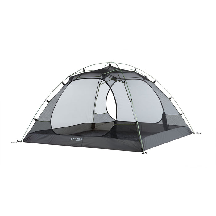 Woods Cascade Lightweight 4-Person 3 Season Tent