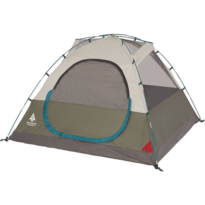 Woods Creekside 3-Person 3-Season Tent