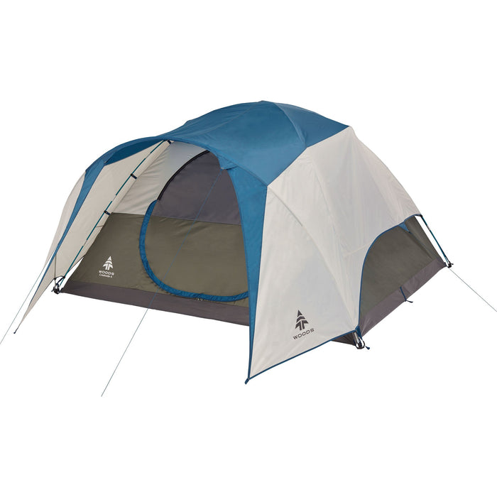 Woods Creekside Lightweight 6-Person 3 Season Tent