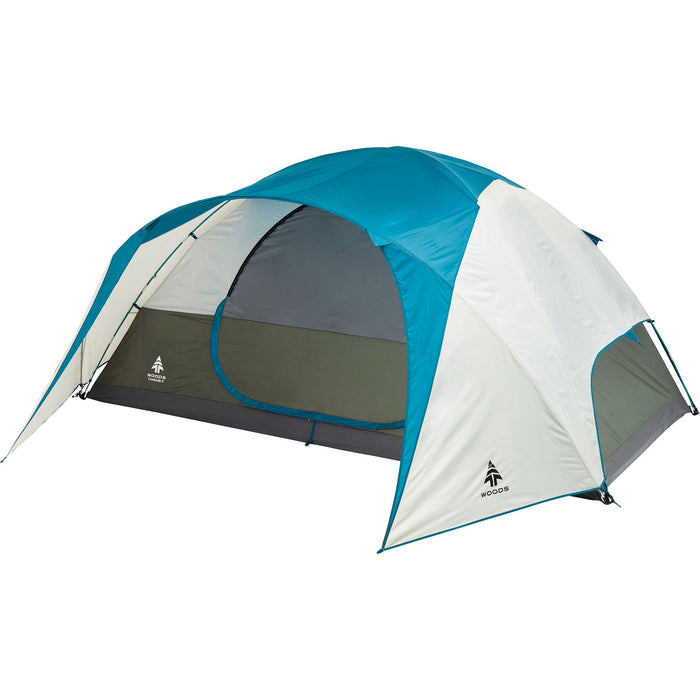 Woods Creekside Lightweight 8-Person 3 Season Tent