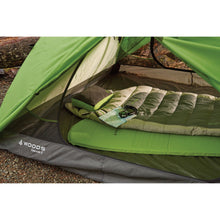 Load image into Gallery viewer, Woods Down Lite Hybrid Mummy Camping Sleeping Bag 32 Degree