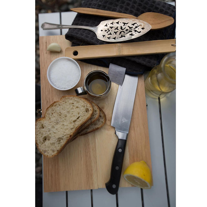 Woods Folding Knife & Board Set