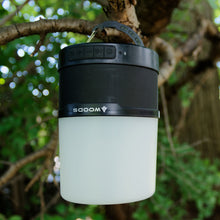 Load image into Gallery viewer, Woods LED Lantern With Bluetooth Speaker