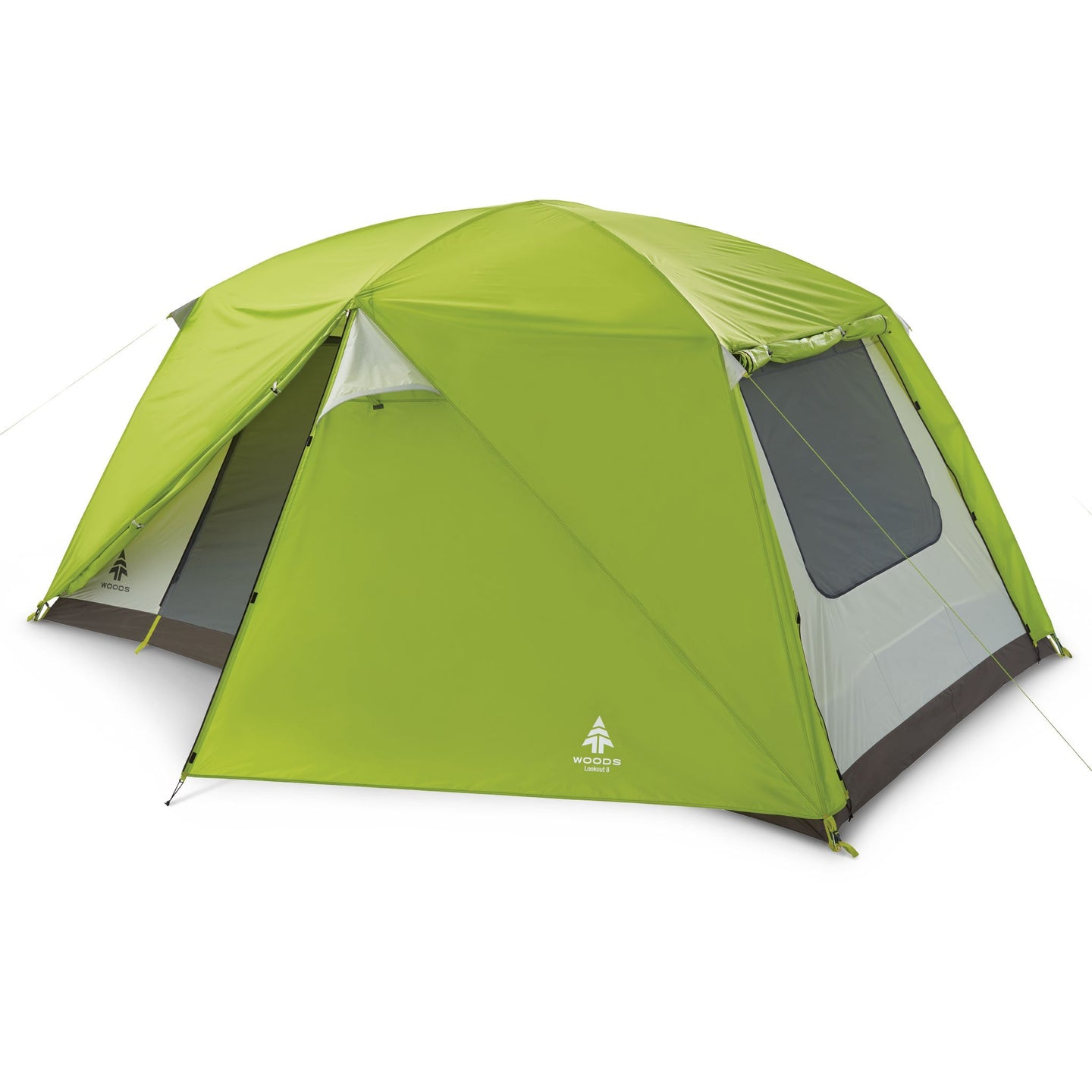 Woods Lookout Lightweight 6-Person 3 Season Tent