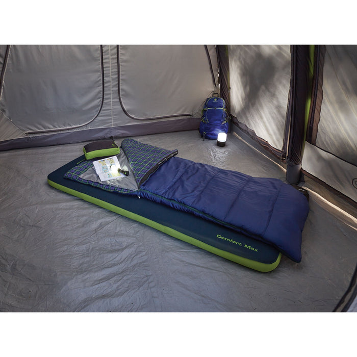 Woods Max-Rest Lightweight Self-Inflatable Camping Sleeping Pad / Mat