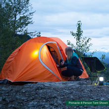Load image into Gallery viewer, Woods Pinnacle Lightweight 2-Person 4-Season Tent