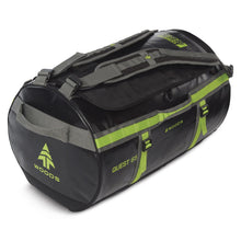 Load image into Gallery viewer, Woods Quest Duffel Bag 65L - Black