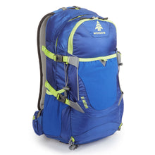Load image into Gallery viewer, Woods Ridgeline 28L Backpack - Blue