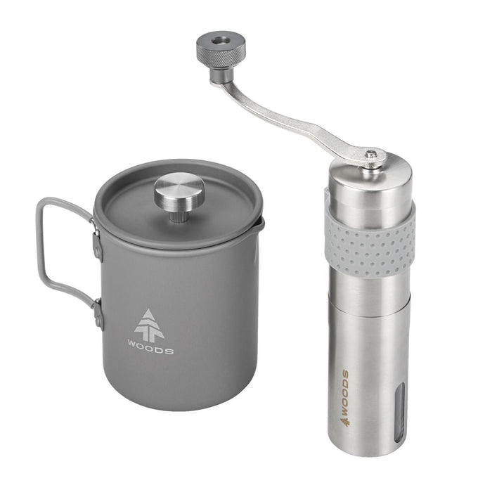 Woods Ritual Camping Coffee Set