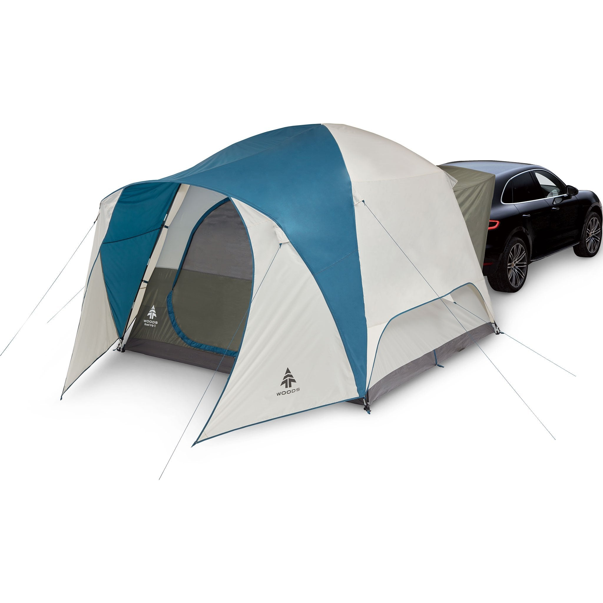 Woods Road Trip Suv 5 Person 3 Season Tent Woods
