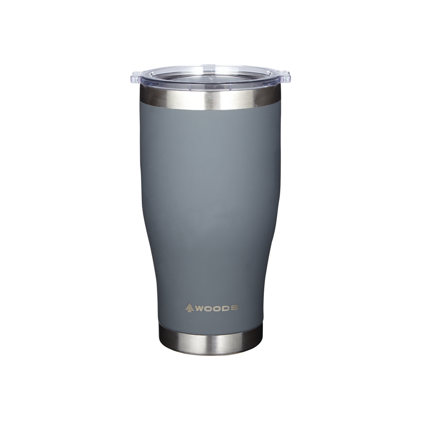 Woods 23 oz Vaccum Insulated Stainless Steel Beer Tumbler