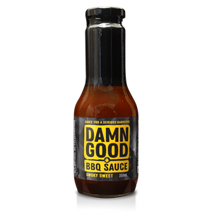 Smoky sweet BBQ sauce