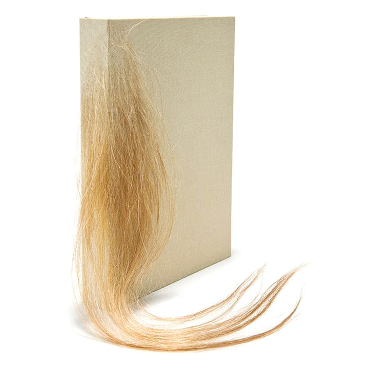 Hairy book (Beige)