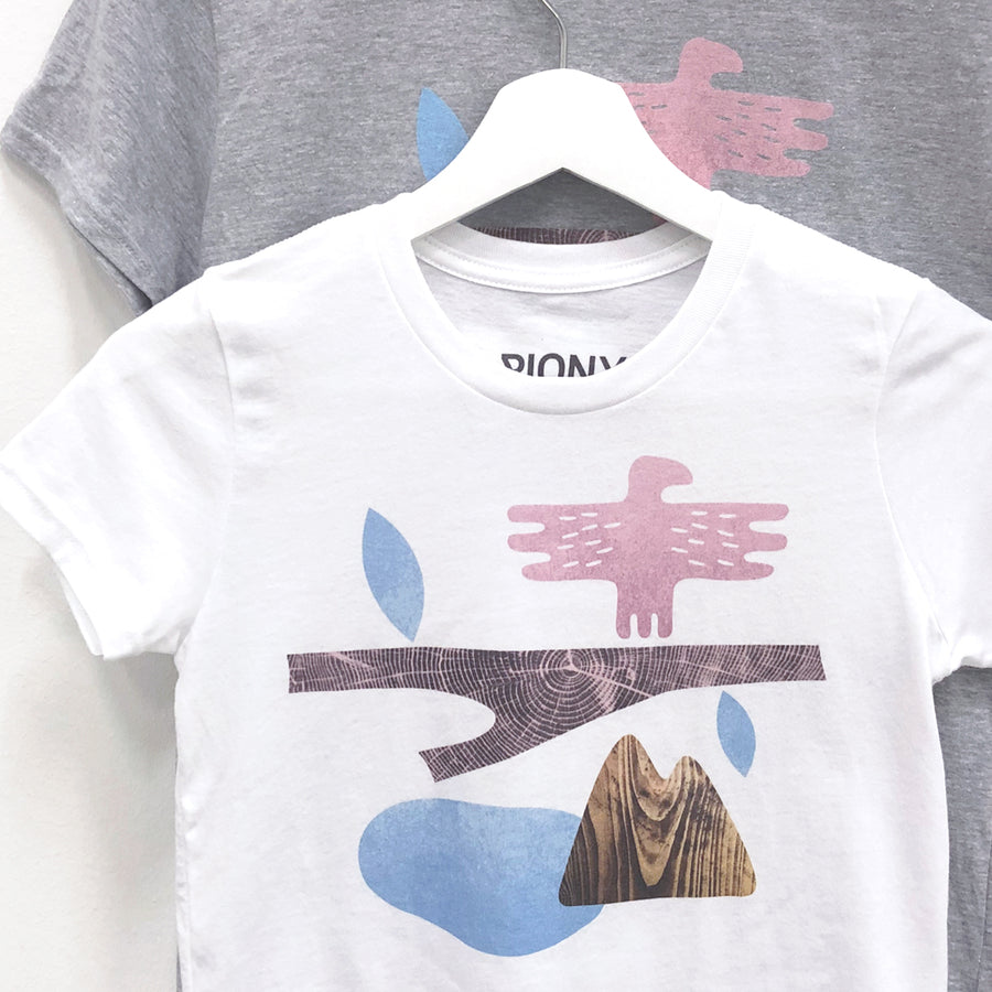 T-Shirt - Mountain (Junior)