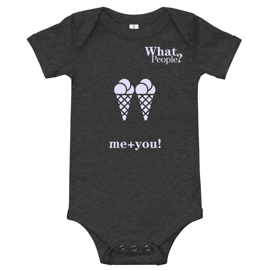 Babybody - What People? me + you!