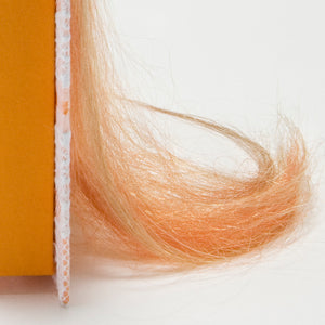 Hairy book (orange)