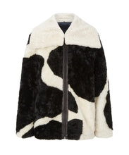 Load image into Gallery viewer, Bibi shearling coat