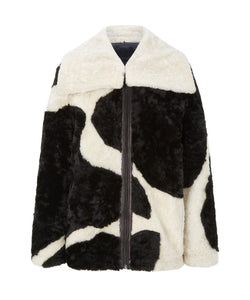 Bibi shearling coat