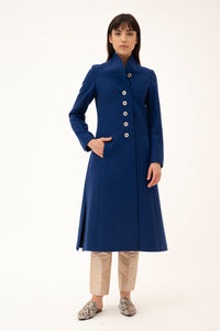 Hans wool coat
