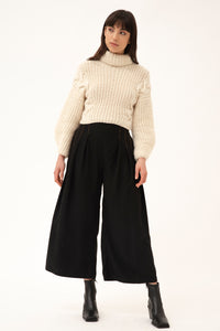 Emir tencel trousers - Black