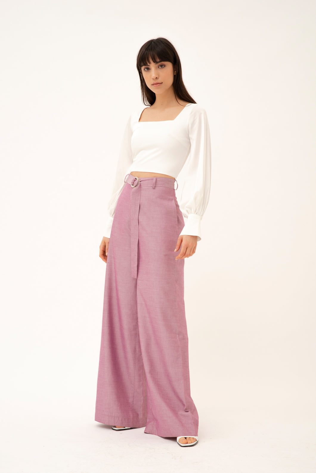 Pinamar trousers - Pink