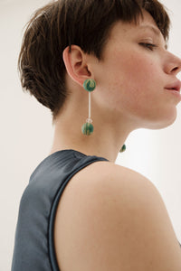 Brava ceramic earrings