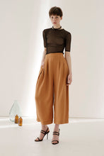 Load image into Gallery viewer, Emir tencel trousers - Camel