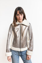 Load image into Gallery viewer, Thor shearling jacket
