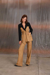 Olin wool trousers