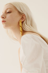 Simpson serpentine earrings