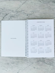 6-month day planner