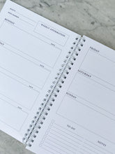 Load image into Gallery viewer, 6-month day planner
