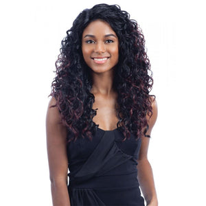 Hairocracy Curly Front Lace Wig- Virgin Remy Human Hair- 150% Density- Choose Curl Pattern-human hair wigs-beautyforever.com-unice-bellami hair-Hairocracy
